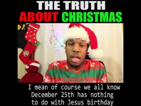 #ConsciousThoughts about The True History Of Christmas & ENDING World Hunger by Charity Croff