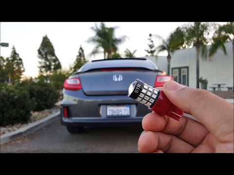 [Product Review and Demo] Alla Lighting Flashing Strobe Brake LED Bulb