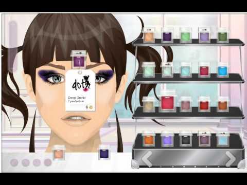 Stardoll Make-Up Tutorial:Spectacular Eyes