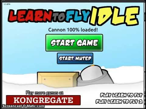 Just Game: Learn to Fly Idle
