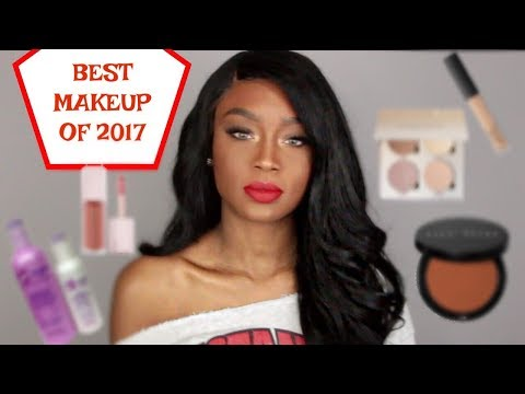 MAKEUP I USE THE MOST! | BEST Beauty Products of 2017