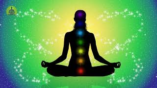 MEDITATION MUSIC FOR POSITIVE ENERGY, RELAX MIND BODY, CHAKRA BALANCE, HEALING MUSIC