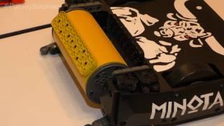 NEW 2017 Hexbug BattleBots Minotaur, Beta & Nightmare Introduced VEX Robotics @ Toy Fair NY 2017