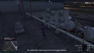 Grand Theft Auto V Blind Grenade Kill x2