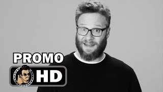 HILARITY FOR CHARITY Official Promo Trailer (HD) Seth Rogen Comedy Special