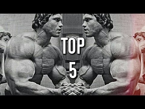 Top 5 Physiques to Ever Grace the Olympia Stage | Bodybuilding Motivation