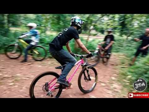 ROAM UI Bikers   Exercise 15 January 2017 Dirt Jump