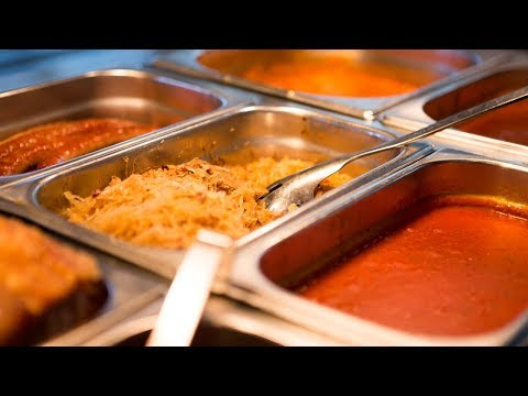 The ideal cooking system for business and industry catering - RATIONAL SelfCookingCenter
