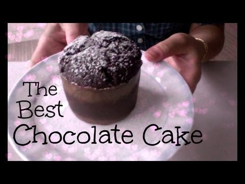How to Make The Best (Vegan) Chocolate Cake