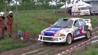 Malaysian Rally Championship 2016 Round 1-Perlis