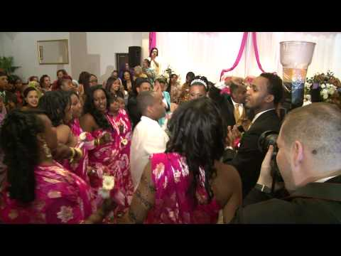 Toronto Oromo Wedding Reception Video | GTA Oromo Wedding Event Videographer Photographer