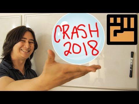 Real Estate Crash 2018   The Canadian Bubble Bursts