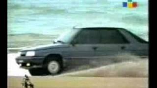Renault 9 Publicidad 1991 Argentina