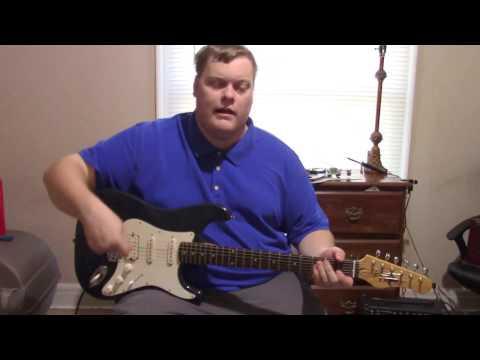 Stock Rogue St-4 Pickup vs new Guitar Fetish Pickups