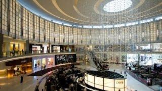 ايقونات معمارية - مول دبى - افلام وثائقية هندسية 2015