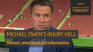 Honest And Emotional Michael Owen On How He Went From Ballon D