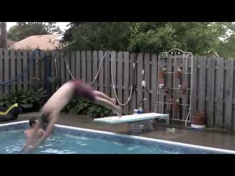 Diving Board Montage