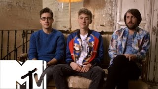 Years & Years Explain Where Their Name Came From | MTV