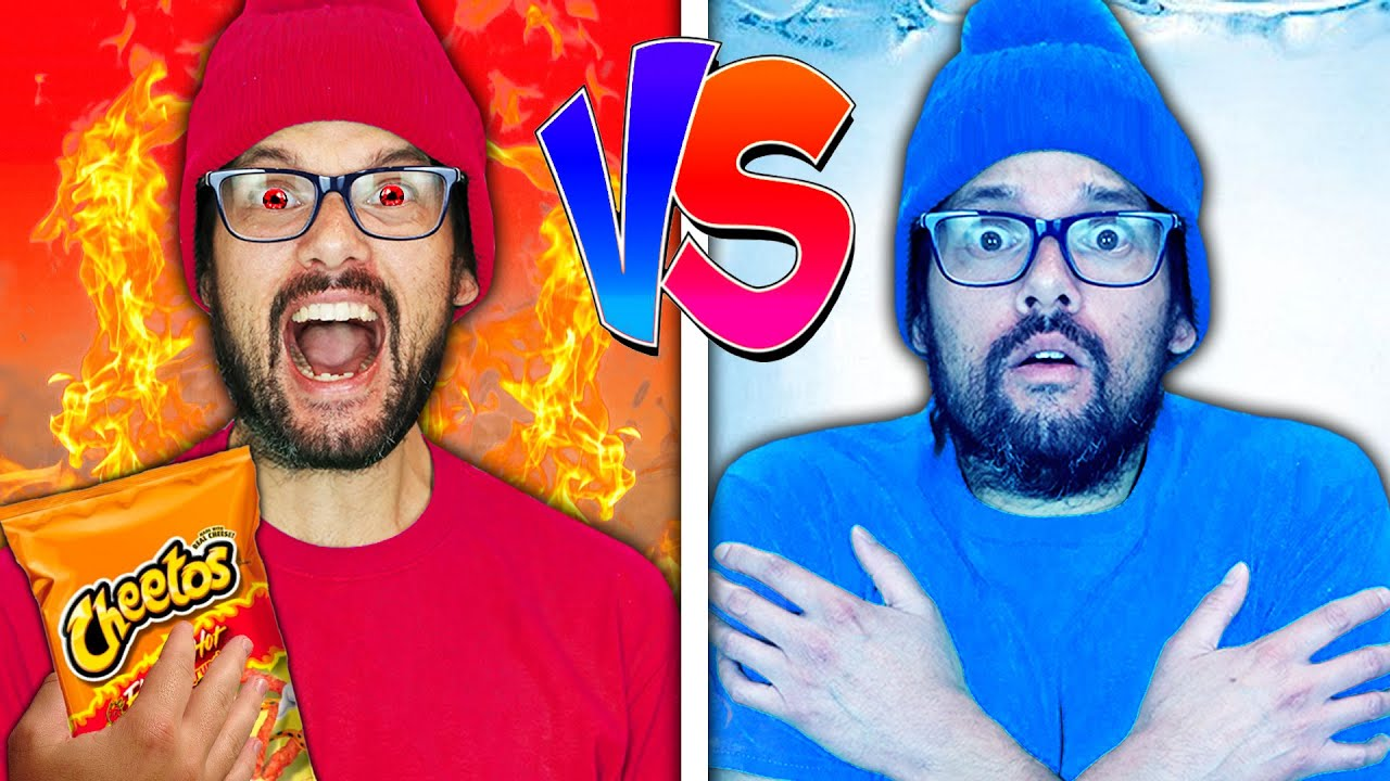 Hot Vs Cold Challenge ASMR Game to Find Imposter from Hocus Pocus! Game Master Network