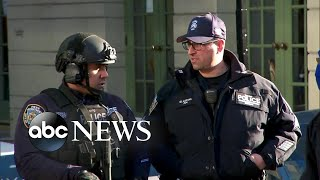 Parade security tighter than ever in NYC