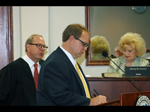 Lenoir City Council Meeting 2-5-2017