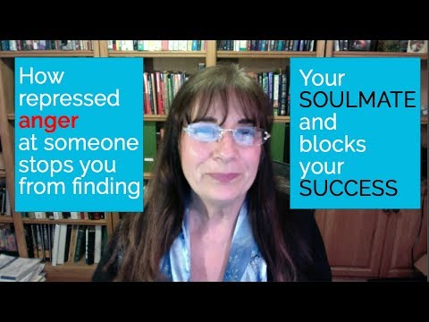 How repressed anger at a former partner can lead to relationship issues and block your success