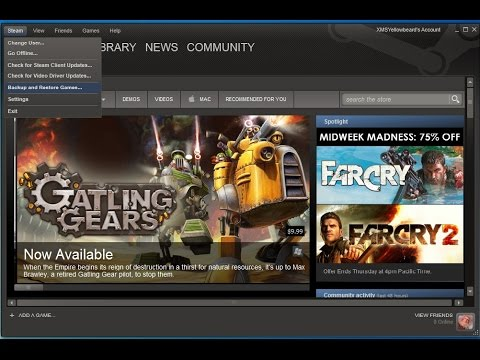 How to Download & Install Steam on Windows 7/8/8.1