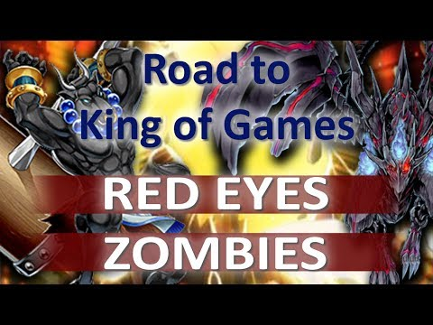 Yu-Gi-Oh! Duel Links || Road to KoG #2 || Red Eyes Zombies INSANE COMEBACK!