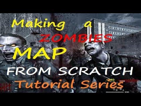 Zoning + Risers, Dogs, Spawners - MAKING A ZOMBIES MAP