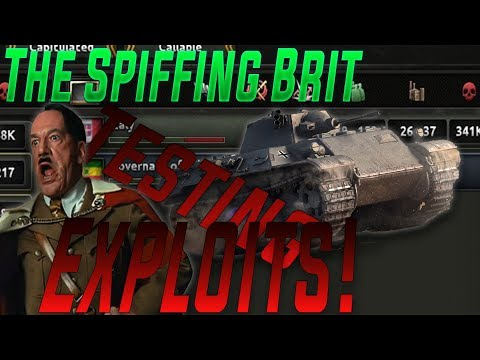 Hearts Of Iron 4: Testing The Spiffing Brit Fastest Division Exploit