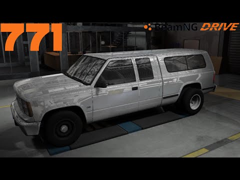 BEAMNG DRIVE #771 I Garagentuning I Let's Play BeamNG Drive mit GCG [Alpha] [HD]