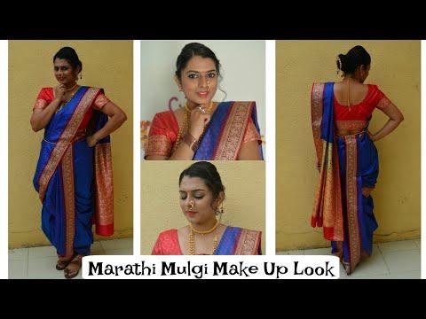 Xxx Mp4 Marathi Mulgi Make Up Look Make Up Hair Outfit Idea 3gp Sex