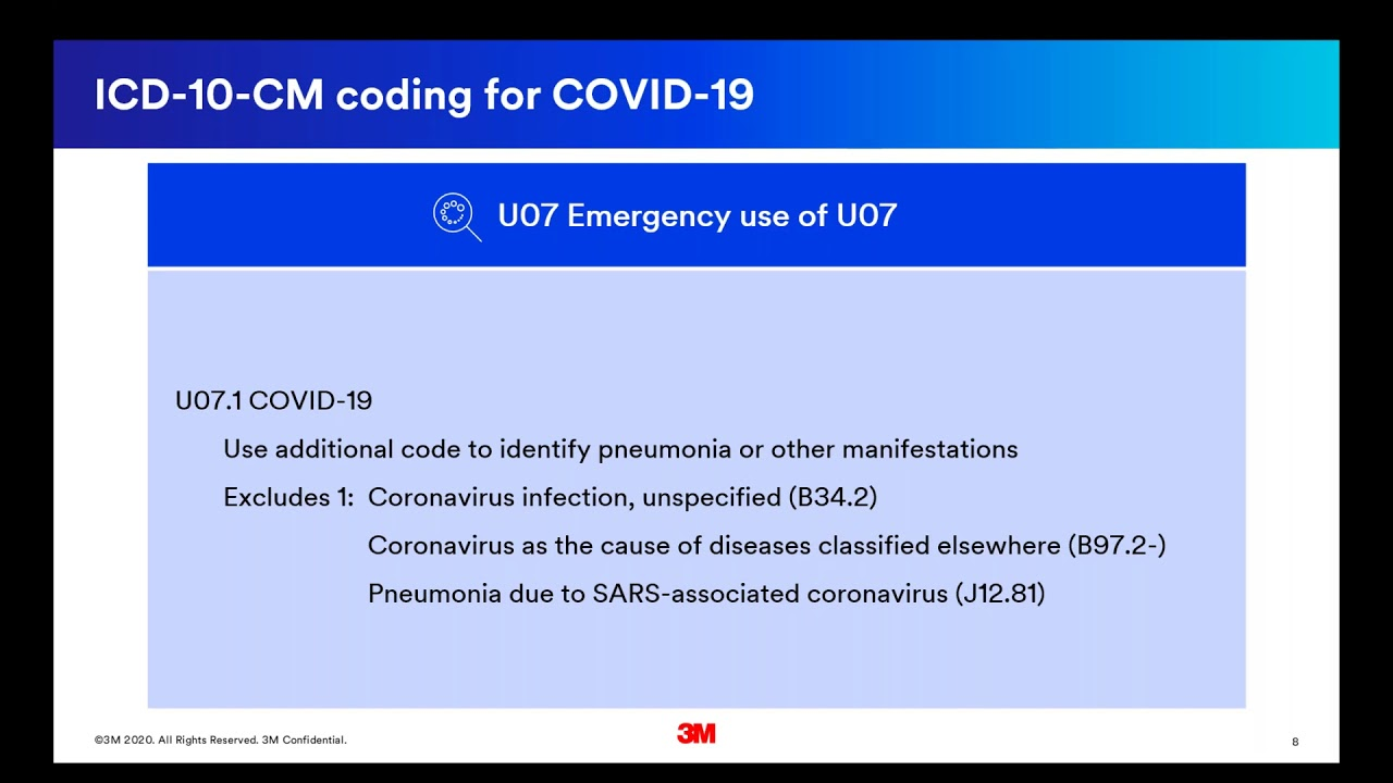 3M webinar: Coding for COVID-19 and Leveraging the 3M™ 360 Encompass™ System