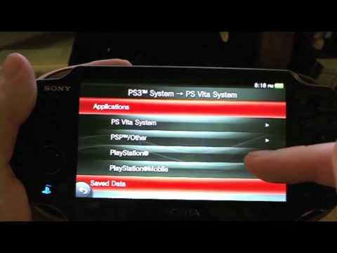 How to transfer any PS1 game to PS Vita (tutorial)