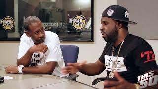 PART 2: Funk Flex Talks Jay-Z, Biggie, Drake, Tupac, DJ Envy + Running NY Radio