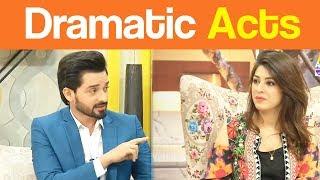 Mehekti Morning - Dramatic Acts - 23 August - Atv News