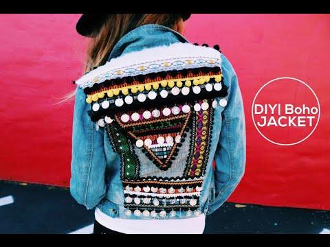 DIY | Bohemian Jacket