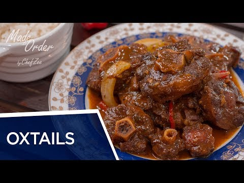 Oxtail Stew | Rabo Encendido | Made To Order | Chef Zee Cooks