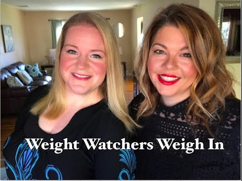 Weight Watchers Smart Points Weigh In - Down 95 Pounds!