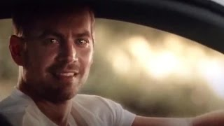 Paul Walker emotional tribute.Goodbye - See You Again - Fast & Furious 7