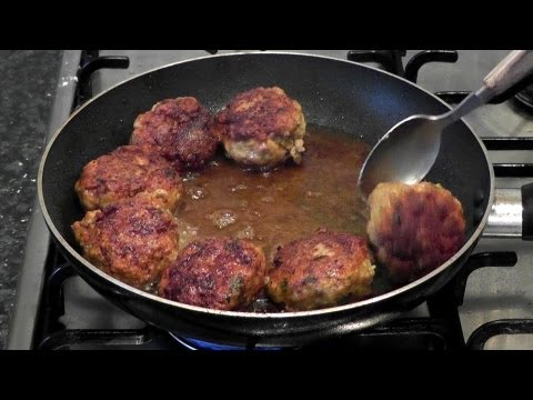 Meatballs lamb mince ginger tumeric & curry powder How to make recipe