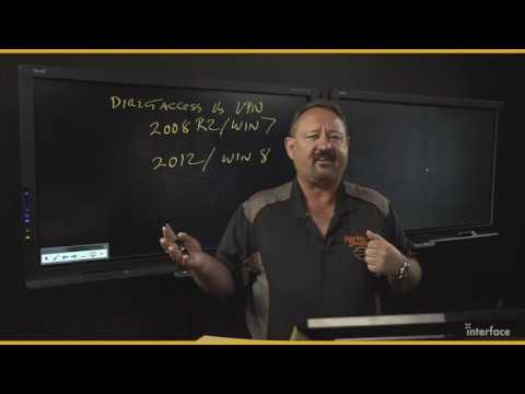 Windows Server 2012 R2 Direct Access vs VPN