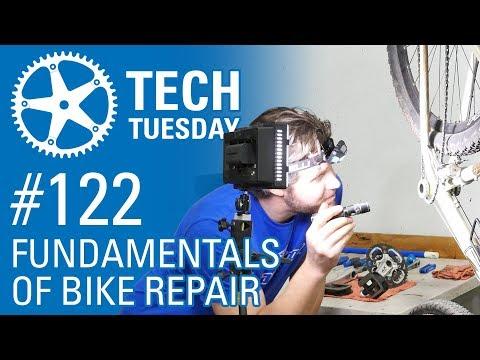 Fundamentals of Bike Repair | Tech Tuesday #122