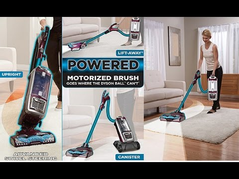 Shark Rotator NV752 Powered Lift Away TruePet Vacuum Review
