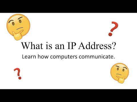 What is an IP Address? | Networking