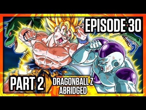 DragonBall Z Abridged: Episode 30 Part 2 - TeamFourStar (TFS)