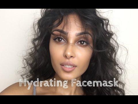 DIY Hydrating Facemask