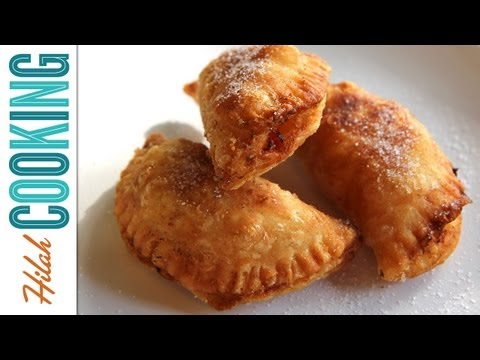 How to Make Fried Apple Pies! Hilah Cooking