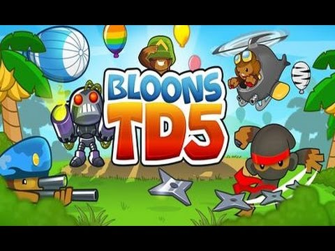 how to get Bloons TD 5 for FREE on ANDROID (NO ROOT)