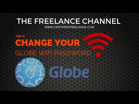 How to Change Globe Wifi Password